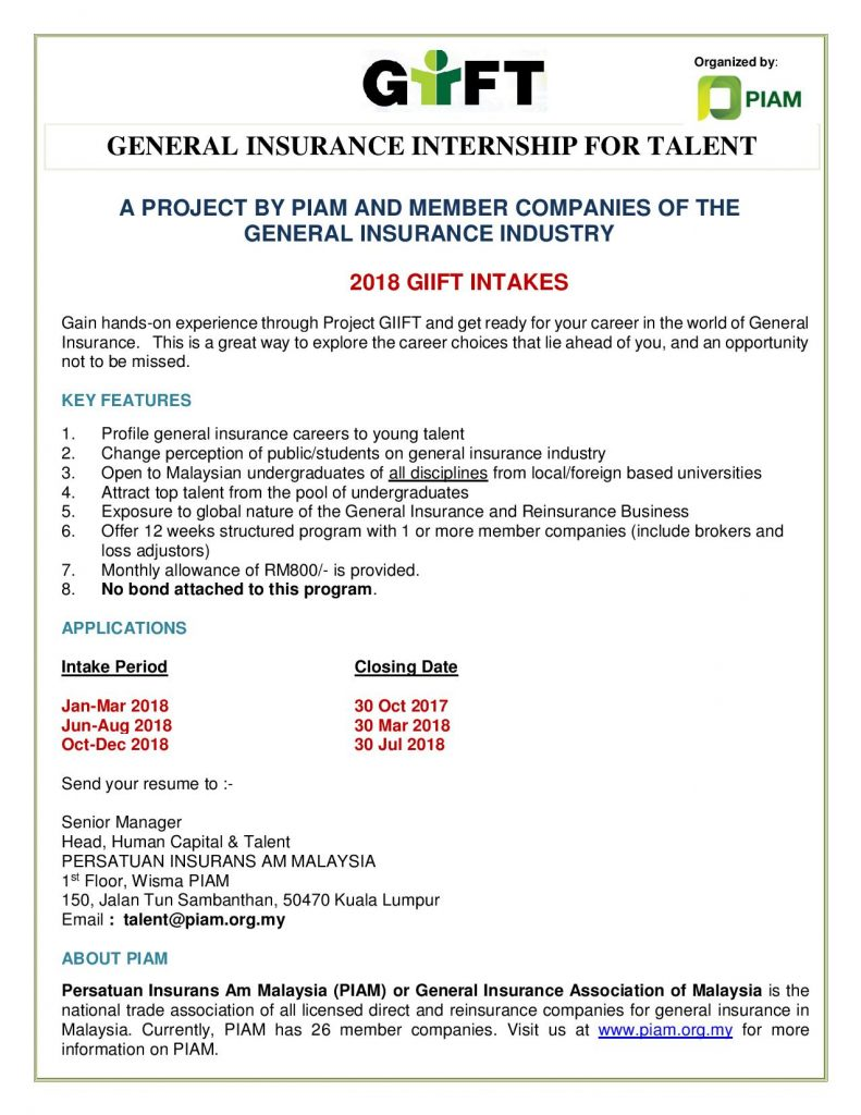 GIIFT » UNLEASH YOUR POTENTIAL TODAY BE PART OF THIS EXCITING INDUSTRY
